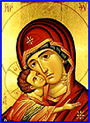 Christ and the Theotokos
